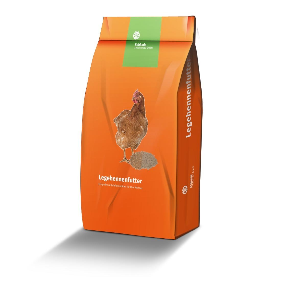 Hühnerfutter gegen Milben
